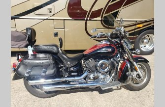 2005 Yamaha V Star 1100 Silverado for sale 200820284